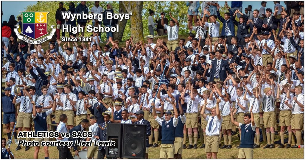 Wynberg Boys' High School Sport Cheering
